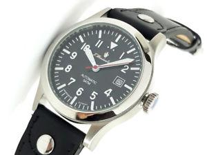 腕時計 ウォッチ アラームパイロットreloj pilotos, automtico j wendenburg 42mm