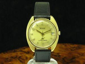 【送料無料】腕時計 ウォッチ ウルトラktゴールドコートアラームlongines ultra chron 10kt gold abrigo automatic reloj hombreref 2891431