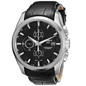 【送料無料】腕時計 ウォッチ ティソクロノグラフ735 tissot couturier automatic chronograph t0356271605100 t0356271605100