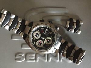 【送料無料】腕時計 ウォッチ アイルトンセナユニバーサルジュネーブayrton senna by universal geneve automatic