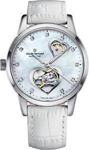 【送料無料】腕時計 ウォッチ クロードベルナールドレスコードオープンclaude bernard dress code open heart automatik 85018 3 napn 2