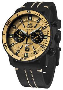 【送料無料】腕時計 ウォッチ ボストークヨーロッパアラームクロノグラフクロノvostok europe reloj hombre crongrafo ekranoplan chrono 6s21546c512