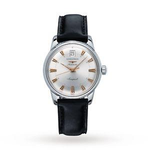 【送料無料】腕時計 ウォッチ クロックlongines conquista patrimonio reloj automtico para hombre 35mm l16114752