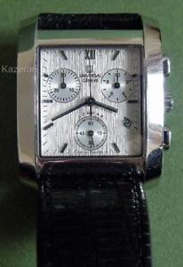 【送料無料】腕時計 ウォッチ ユニバーサルジュネーブルマンアラームクロノグラフアラームreloj crongrafo reloj de mans en funcionamiento universal geneve compax 853 y caja