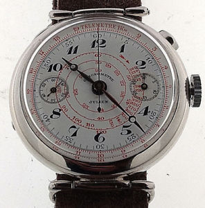 【送料無料】腕時計 ウォッチ ジュリアンクロノグラフハーンjulien cronografo anni 30 mov landeronhahn