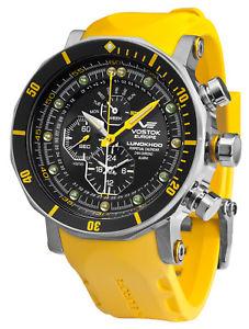 【送料無料】腕時計 ウォッチ ボストークヨーロッパクロノグラフクロノvostok europe herrenalarmchronograph lunokhod 2 chrono ym86620a505