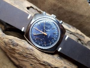 【送料無料】腕時計 ウォッチ サンドマンクロノグラフアラーム