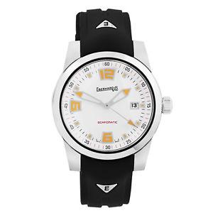 【送料無料】腕時計 ウォッチ スイスアラームeberhard amp; co scafomatic hombres automtico hecho en suiza reloj 42mm 410263