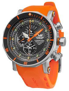 【送料無料】腕時計 ウォッチ ボストークヨーロッパクロノグラフアラームクロノvostok europe reloj hombre crongrafo lunokhod 2 chrono ym86620a506