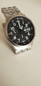 【送料無料】腕時計 ウォッチ ビンテージクロノグラフvintage bwc aviator valjous 7750 chronograph