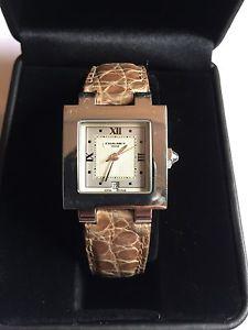 【送料無料】腕時計 ウォッチ スクエアスチールレディchaumet square automatic watch steel lady ref3177
