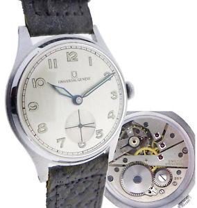 【送料無料】腕時計 ウォッチ スチールユニバーサルジュネーブレディースクラシックuniversal geneve acero seores reloj de pulsera 50er aos precioso clsico
