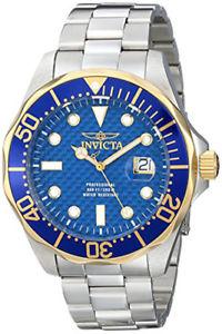 腕時計 ウォッチ プロダイバーmステンレススチールクオーツinvicta hombres pro diver 200m cuarzo reloj acero inoxidable