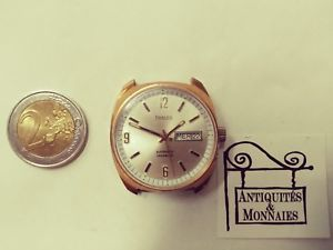 【送料無料】腕時計 ウォッチ タレスリレーmontre thales automatic jour date fonctionne ref27610