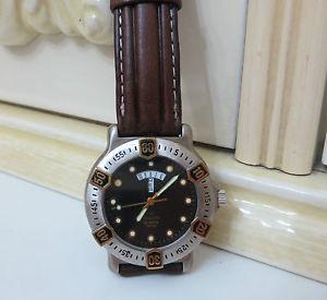 腕時計 ウォッチ ブラックビンテージウォッチ