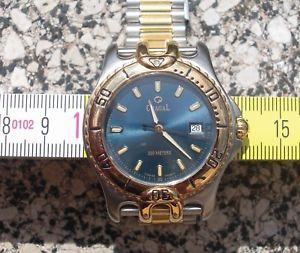 【送料無料】腕時計 ウォッチ メートルバーガラスchagal reloj de pulsera 200 meters 20 bar saph cristal edelstalbiciolor ungetragen