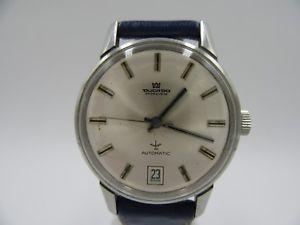 【送料無料】腕時計 ウォッチ ビンテージアンカーl110 vintage rara ducado anclaje 25 automatic reloj de pulsera