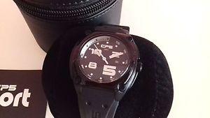 腕時計 ウォッチ アラームウォッチアルミケースブラックサイズ