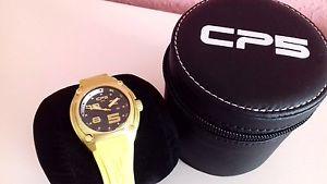 【送料無料】腕時計 ウォッチ アラームスポーツアルミケースサイズnuevo reloj watch montre cp5 sport aluminum case quartz yellow size s