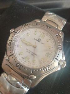 【送料無料】腕時計 ウォッチ スイスヌオーヴォlorenz swiss made watch wr200m quartz acciaio nuovo