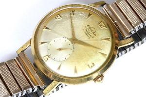 【送料無料】腕時計 ウォッチ ウォッチenicar ultrasonic 17 jewels ar1012 watch for partsrestore