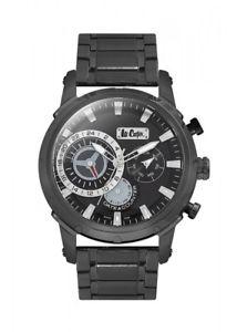 腕時計 ウォッチ アラームマルチファンクションモダンナイツビッグウォッチleecooper reloj lc06519050 xl modernos caballeros reloj pulsera multifuncin big watch
