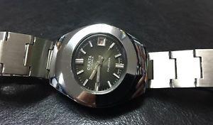 【送料無料】腕時計 ウォッチ マニュアルアラームヴィンテージグリーンnos osata cuerda manual date reloj watch vintage green