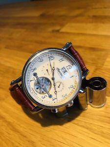 【送料無料】腕時計 ウォッチ リッチモンドアラームingersoll in1800cr richmond seores automtico 42mm 3atm reloj hombre