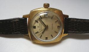 【送料無料】腕時計 ウォッチ リベートスイスアラームantiguo mujer rebajas edox 21 joyas automtico hecho en suiza reloj