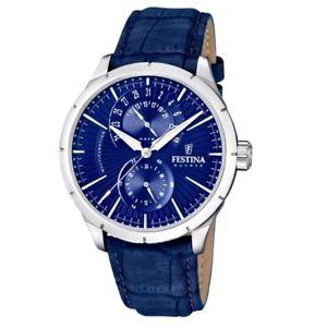 【送料無料】腕時計 ウォッチ マニュアルfestina f16573_7 reloj de pulsera para hombre es