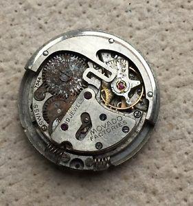【送料無料】腕時計 ウォッチ パーツヴィンテージムーブメントmovado 7544 no funciona x parts vintage reloj automatic movement