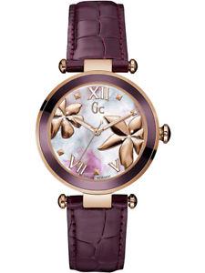 【送料無料】腕時計 ウォッチ コレクションウォッチレザーguess collection reloj mujer y21001l3 gc ladychic reloj pulsera de cuero nuevo