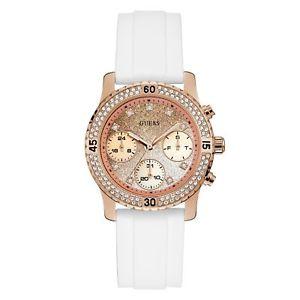 腕時計 ウォッチ guess reloj de pulsera confeti de w1098l5 mujeres