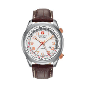 【送料無料】腕時計 ウォッチ スイススイスswiss military orologio swiss military uomo marrone 89078 orologi uomo