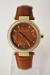 【送料無料】腕時計 ウォッチ ミハエルブラウンクロノグラフmichael kors fantastico mk 2546 reloj pulsera dorado marrn chronograph nuevo
