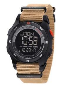 【送料無料】腕時計 ウォッチ デジタルコンパスアラームデジタル