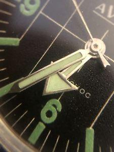 腕時計 ウォッチ ダイバースキューバビンテージdiver scuba vintage avos carica manuale