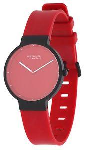 【送料無料】腕時計 ウォッチ ベーリングbering max rene seora reloj de pulsera rojo 126318231