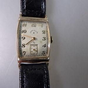 【送料無料】腕時計 ウォッチ ナイツcaballeros rectangular reloj de pulsera lord elgin paraa partir de 1940 50986