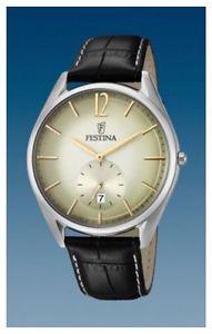 腕時計 ウォッチ ビンテージorologio festina uomo f68571 in stile vintage