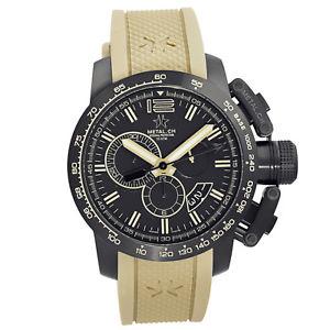 【送料無料】腕時計 ウォッチ スイスミリタリーアラームクロノグラフmetalch chronometrie chronosport de hombre crongrafo militar suizo reloj