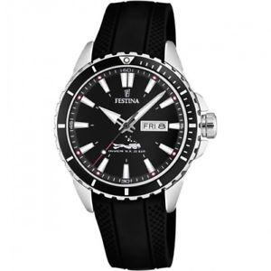 【送料無料】腕時計 ウォッチ ウォッチマンダイブfestina reloj hombre the originals dive f203781
