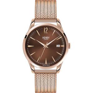 腕時計 ウォッチ ヘンリーロンドンハローローズhenry londres reloj pulsera harrow rose dorado cobre hl39m0050