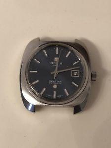 腕時計 ウォッチ ティソスチールビンテージウォッチmontre tissot seastar automatique acier steel watch vintage