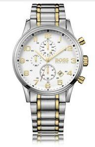 腕時計 ウォッチ ステンレススチールクロノグラフウォッチヒューゴボスnuevo hugo boss para hombre crongrafo acero inoxidable reloj hb1513236