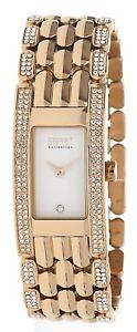 腕時計 ウォッチ コレクションローズゴールドesprit collection seora reloj pulsera mystis rose gold el101682f03