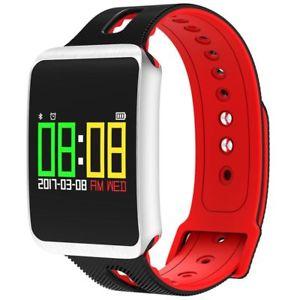 【送料無料】腕時計 ウォッチ ×インチブレスレットブレスレット5x096 pulgadas pulsera de ejercicio pantalla en color tf1 pulsera de oxig u8u4