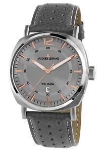【送料無料】腕時計 ウォッチ ジャックルガノルマンjacques lemans reloj pulsera hombre lugano 11943e