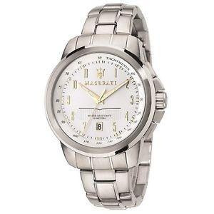 腕時計 ウォッチ テンポマセラティマセラティクラシコorologio solo tempo uomo maserati successo classico cod r8853121001