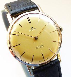 【送料無料】腕時計 ウォッチ スイスウルトラスリムラインマンリーexclusivo oebra suizos reloj de pulsera ultra slimline 17jewels varonil